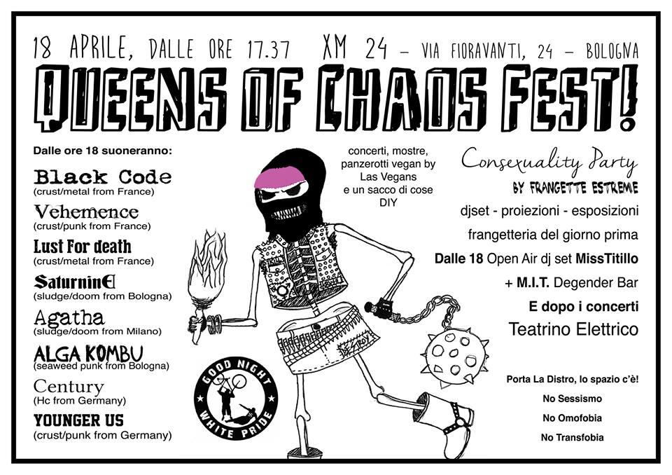 queensofchaosfest